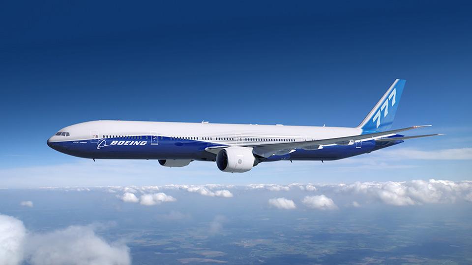 Boeing 777-200 (777) V2